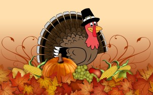 Minto Happy-Thanksgiving Cover Photo