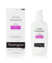 spf moisturizer