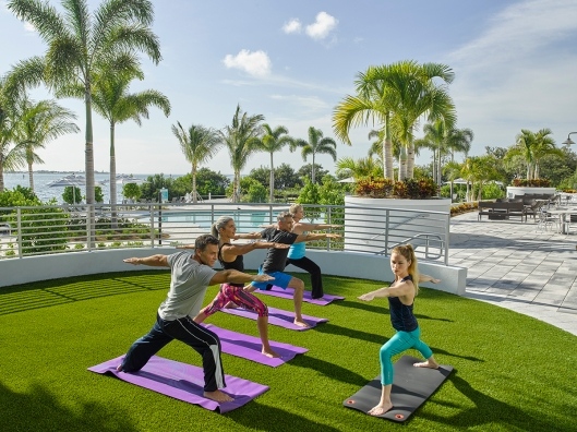 Yoga Lawn