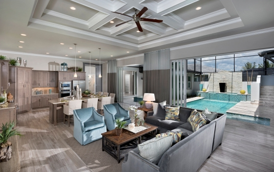 LOW RES Tamarind Grande Great Room Kitchen by Rob Harris